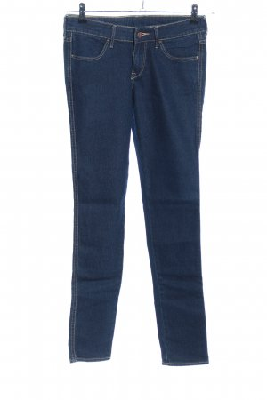 H&M Skinny jeans blauw casual uitstraling