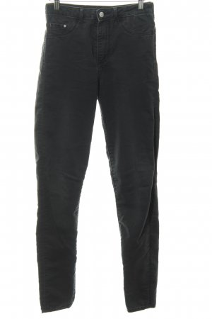 H&M Skinny Jeans anthrazit Casual-Look
