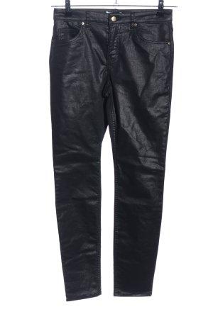 H&M Skinny Jeans schwarz Elegant