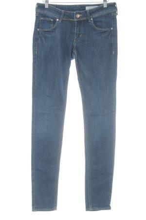H&M Skinny Jeans dunkelblau Casual-Look