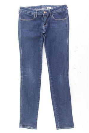 H&M Skinny Jeans Größe W28/L32 blau