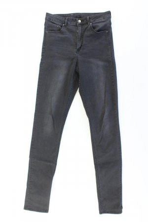 H&M Skinny Jeans Größe W29/L32 grau