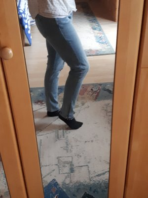 H&M Skinny low waist ankle jeans