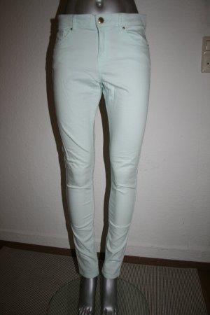 H&M Stretch Trousers pale green
