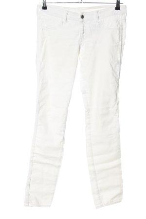 H&M Vaquero slim blanco look casual