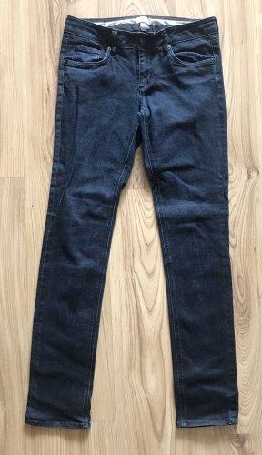 H&M Vaquero slim azul oscuro