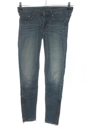 H&M Slim Jeans blue casual look