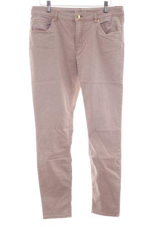 H&M Slim Jeans wollweiß Casual-Look