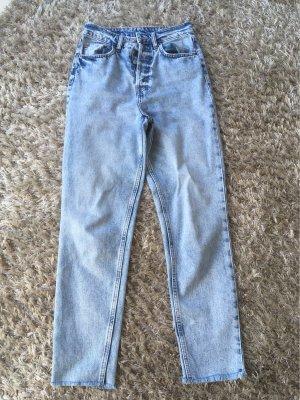 H&M Slim Mom Jeans cropped