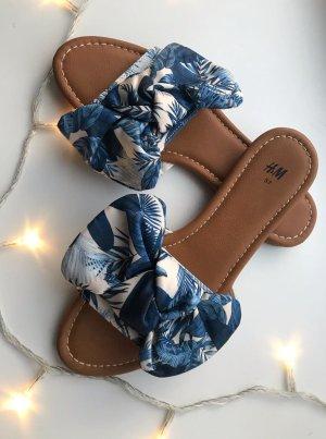H&M Sandalias de playa multicolor