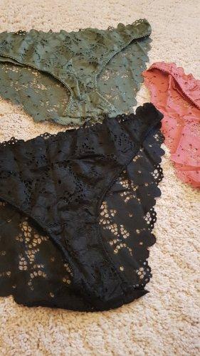 H&M Slips/Unterhosen 3 Stück L