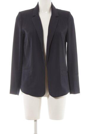 H&M Smoking-Blazer dunkelblau Casual-Look