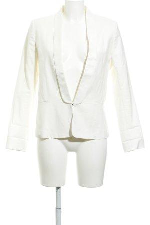 H&M Smoking-Blazer hellbeige Casual-Look