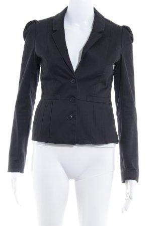H&M Smoking-Blazer schwarz Elegant