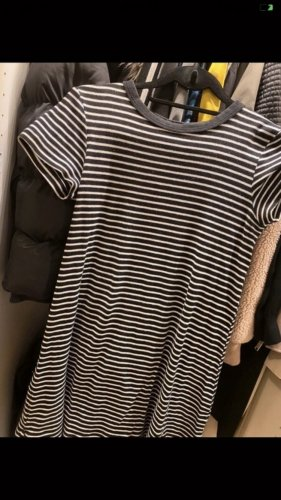 H&M Sommer T-Shirtkleid