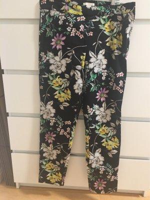 H&M Pantalón de tubo multicolor Algodón