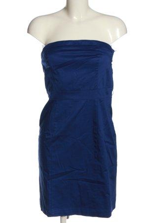 H&M Sommerkleid blau Elegant