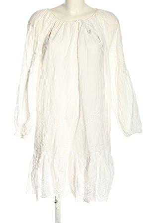 H&M Sommerkleid weiß Casual-Look