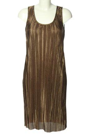 H&M Sommerkleid braun Casual-Look