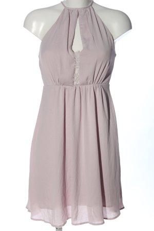 H&M Sommerkleid pink Elegant