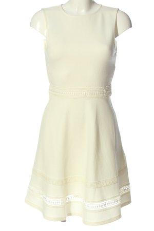 H&M Sommerkleid wollweiß Casual-Look