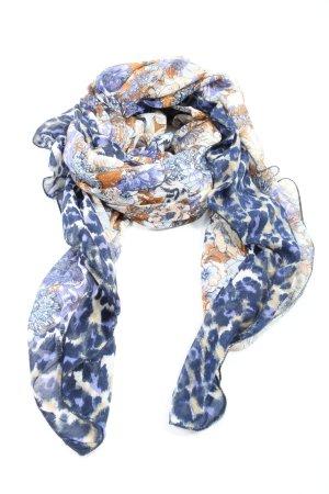 H&M Sommerschal abstraktes Muster Elegant