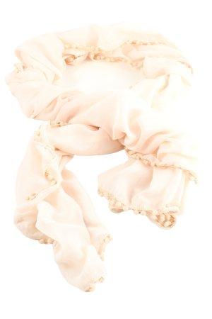 H&M Chal veraniego crema estilo «business»