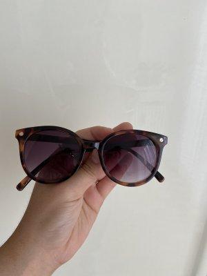 H&M Gafas marrón-negro