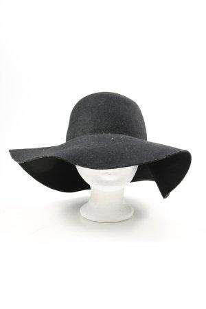 H&M Kapelusz przeciwsłoneczny czarny W stylu casual