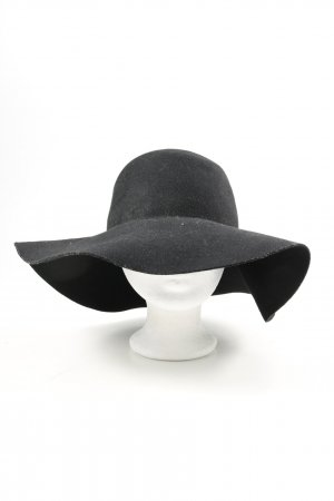 H&M Zonnehoed zwart casual uitstraling