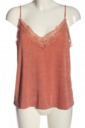 H&M Spaghetti Strap Top pink casual look