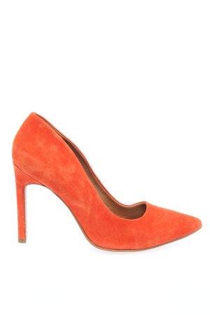 H&M Pointed Toe Pumps light orange elegant