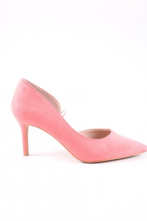 H&M Pointed Toe Pumps pink casual look