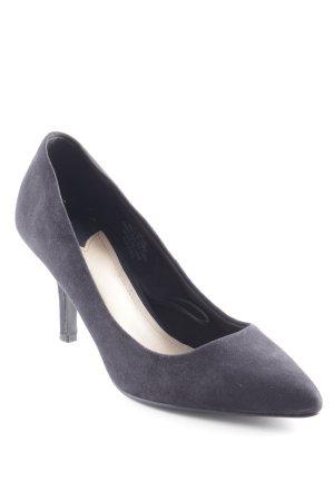 H&M Spitz-Pumps schwarz Elegant