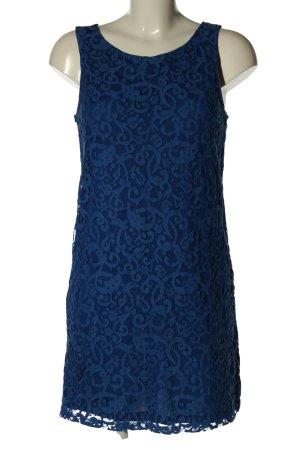 H&M Kanten jurk blauw elegant