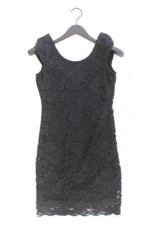 H&M Spitzenkleid Größe 36 Ärmellos schwarz