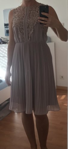 H&M Spitzenkleid Rosé, 36