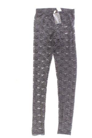 H&M Spitzenleggings Größe XS neu mit Etikett schwarz aus Polyamid