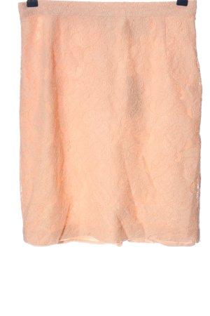 H&M Falda de encaje nude look casual