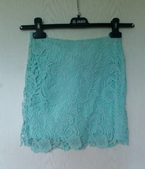 H&M Lace Skirt multicolored