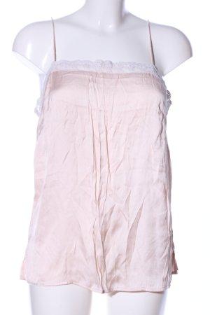 H&M Kanten topje roze elegant