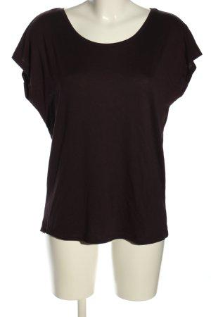 H&M Sport T-Shirt schwarz Casual-Look