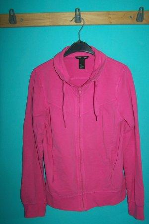 H&M Sports Vests pink cotton