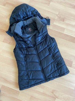 H&M Sport Smanicato con cappuccio nero