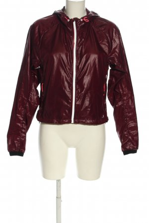 H&M Sport Windstopper rot Casual-Look