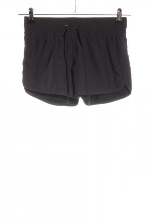 H&M Sporthose schwarz Casual-Look