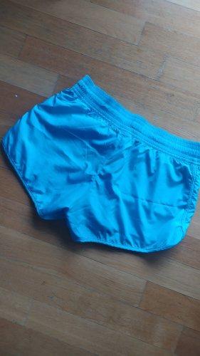 H&M Sporthose Gr 40 L blau