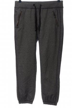 H&M Trackies light grey flecked athletic style
