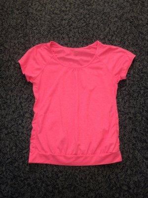 H&M Camisa deportiva rosa