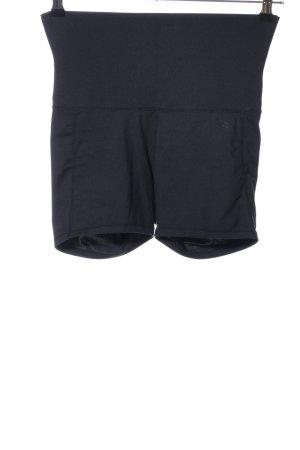 H&M Pantaloncino sport nero stile casual